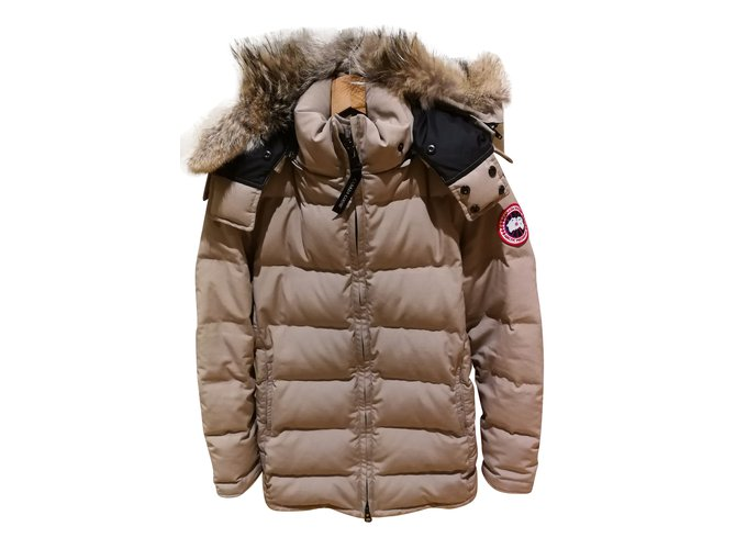 manteau type canada goose