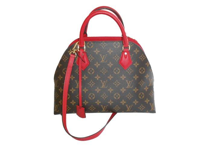 b30c76c09ebc Louis Vuitton ALMA B N B Handbags Leather