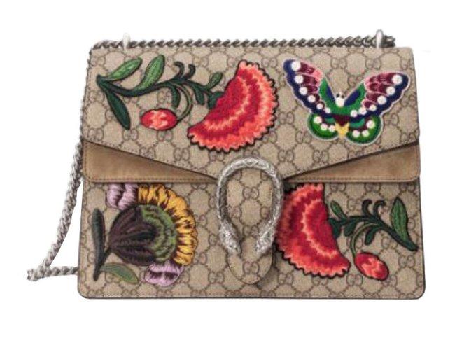 67e781c563a5 Gucci Dionysus bag Handbags Leather Multiple colors ref.48391 - Joli ...