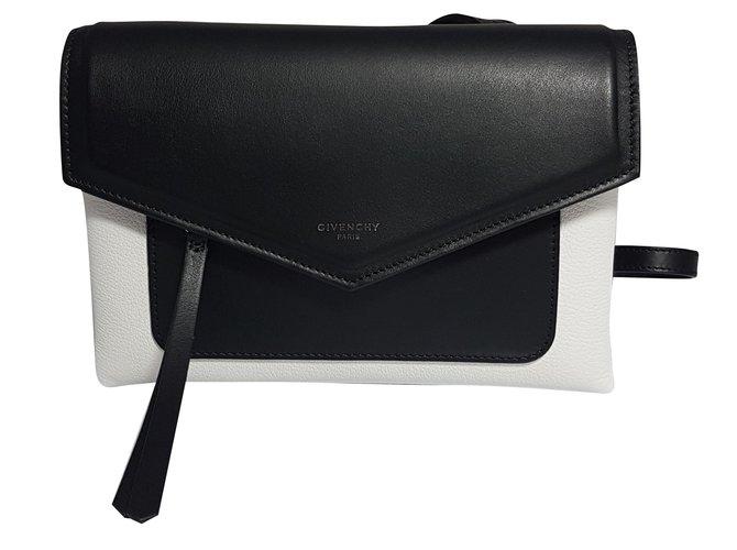 b53ac0adda Sacs à main Givenchy Givenchy Duetto Crossbody Cuir Multicolore ref.48740