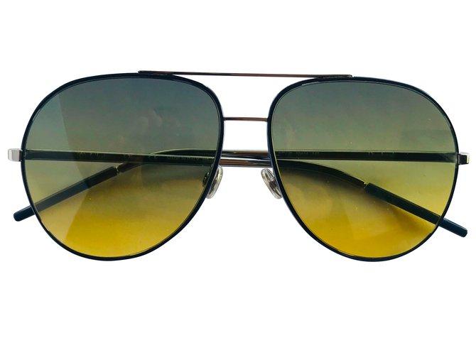 cb99c1e4f82 Christian Dior Dior sunglasses men Sunglasses Metal Silvery ref.48780
