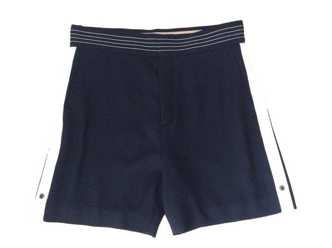 Chloé Shorts Shorts Acetate Black ref.49183