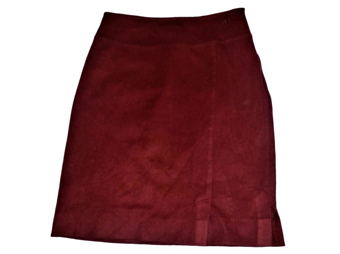 Burberry Skirts Skirts Wool Other ref.49454