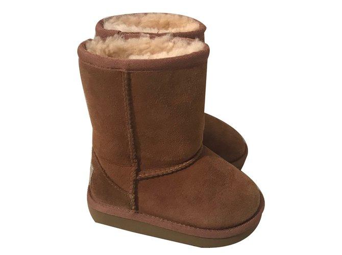Ugg Classic II Boots Deerskin Brown ref.49866