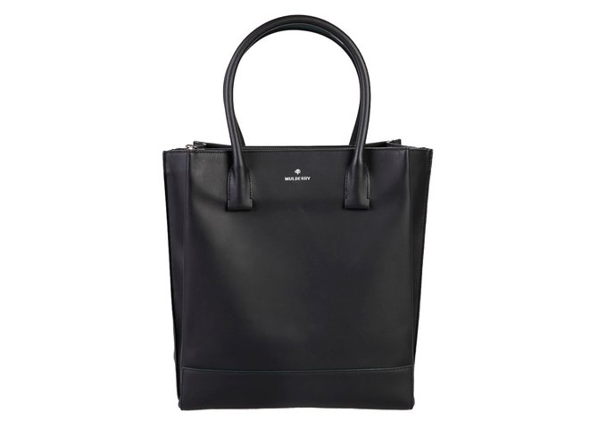Mulberry Mulberry Arundel bag Handbags Leather Black ref.50202 ... 6c56868274417