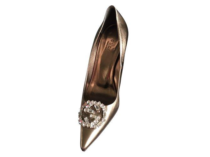b600a83d8 Gucci gucci pumps size 36,5 new Heels Leather Other ref.50442 - Joli ...