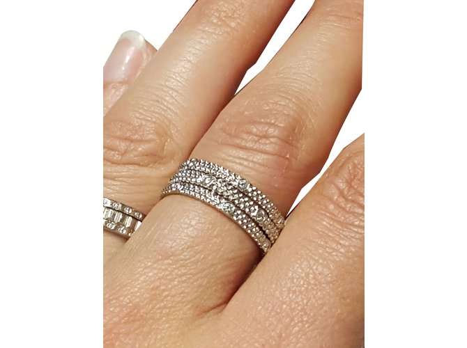 bague diamant or blanc mauboussin