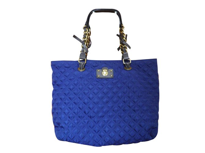 80eeac2c91 Marc Jacobs Handbags Handbags Cloth Blue ref.50727 - Joli Closet