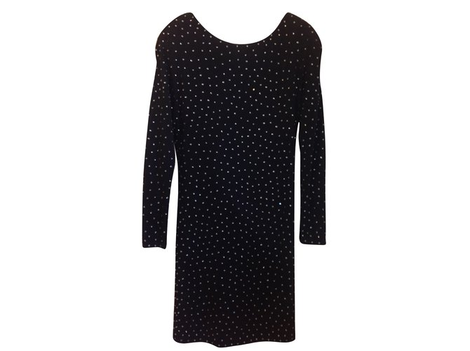 Jimmy Choo By H M Dresses Viscose Black Ref 50933