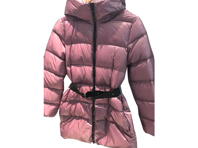 Moncler Moncler puffer jacket in size 1 Jackets Polyester Other ref.51066