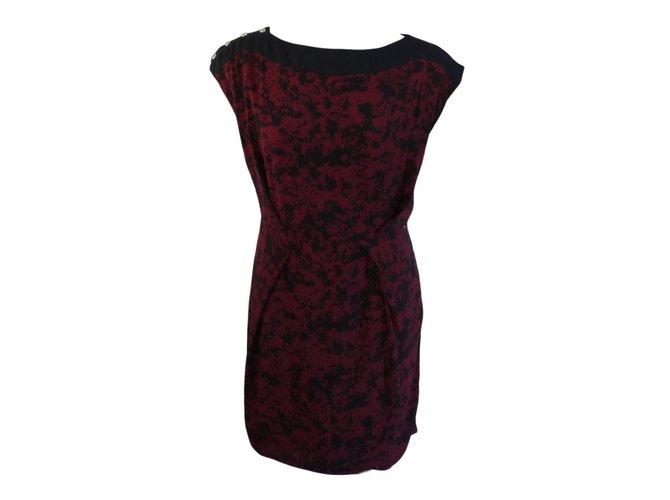 Ikks Dress Multiple colors Viscose  ref.52805