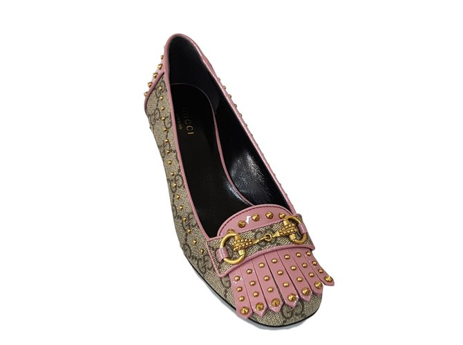 8c86f9dfb3a97f Gucci Gucci shoes new Ballet flats Other Pink