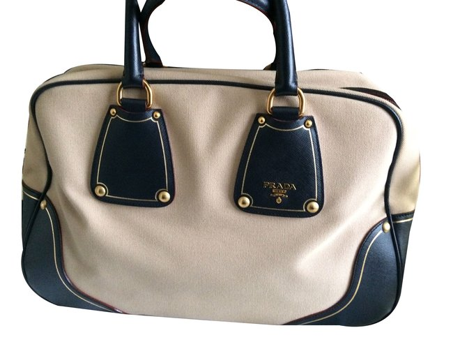28d8d615d4be buy prada esplanade shoulder bag black and white 12a25 4f2c8; switzerland  prada handbags handbags leathercloth blackbeige ref.52996 06f2a 881e3