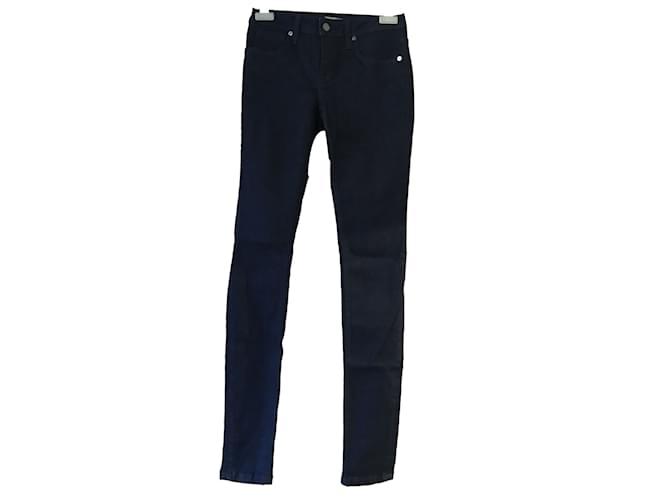 Burberry Jeans Jeans Cotton Blue ref.53216