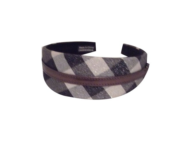Burberry Hair accessories Hair accessories Polyamide Multiple colors ref.54218
