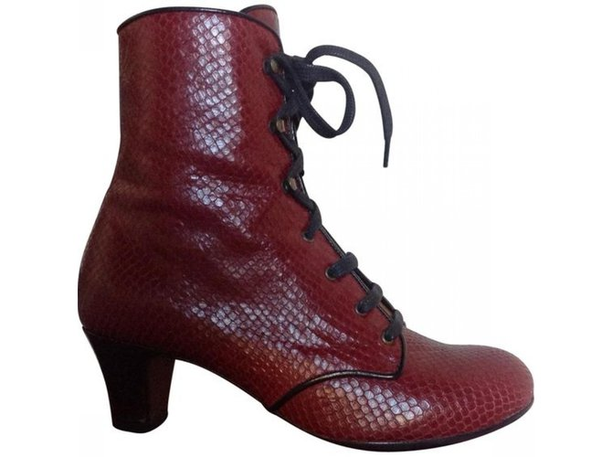 Chie Mihara Boots Boots Leather Other