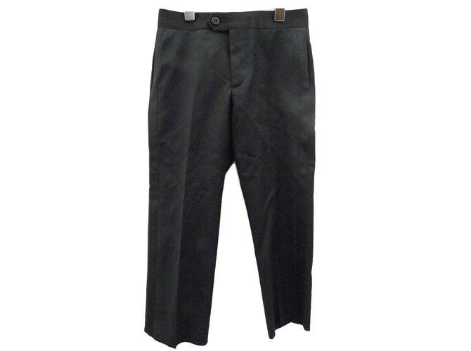 Burberry Pants Pants Wool Black ref.55548