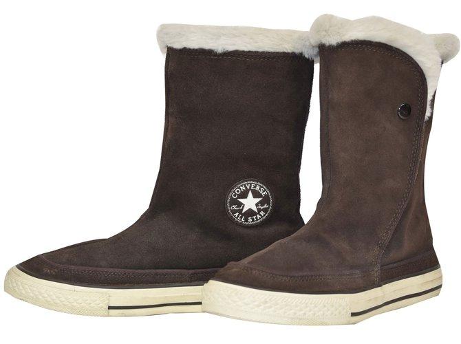 4e08e199b58f Converse Boots Boots Fur