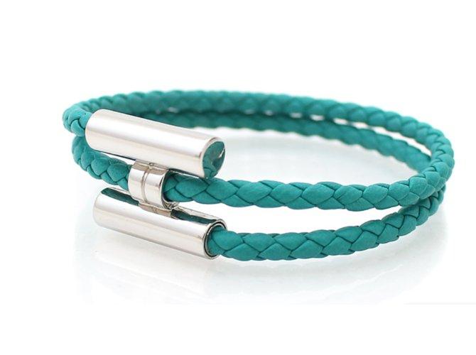 d4721d28ba70 ... new arrivals hermès bracelet tournis tressé wallets small accessories  leather blue ref.56129 aebfc c56bd
