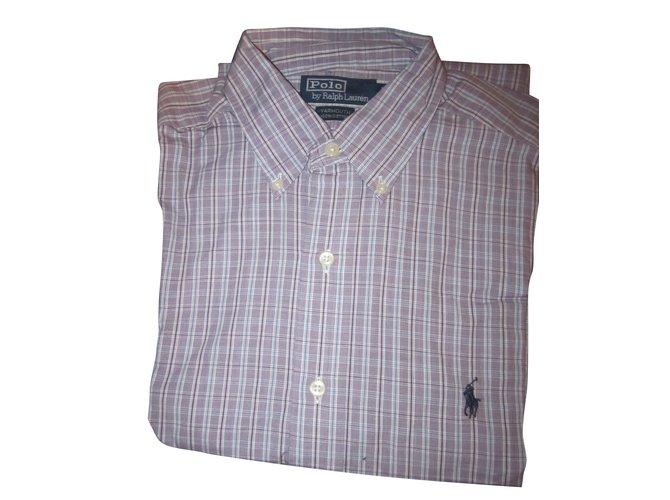 1d6ef508217e27 Chemises Polo Ralph Lauren Chemise Ralph Lauren neuf etiquette taille 15  US, 38 france ou