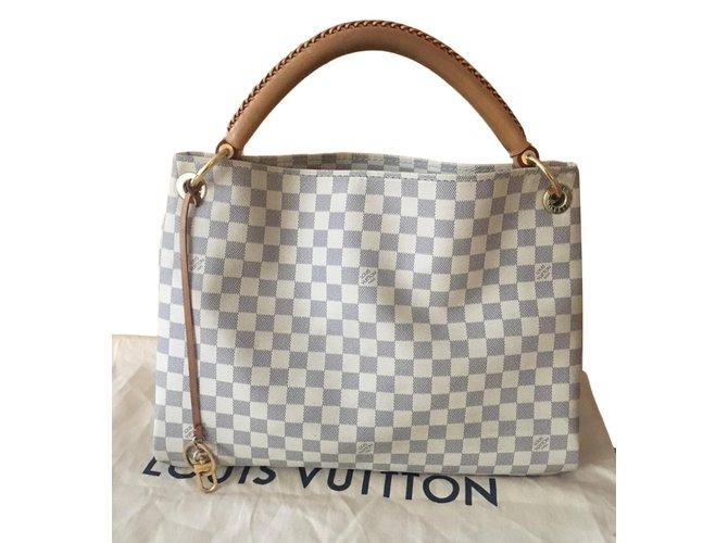 Louis Vuitton ARTSY Handbags Deerskin Other ref.56884 - Joli Closet 3787b0f22