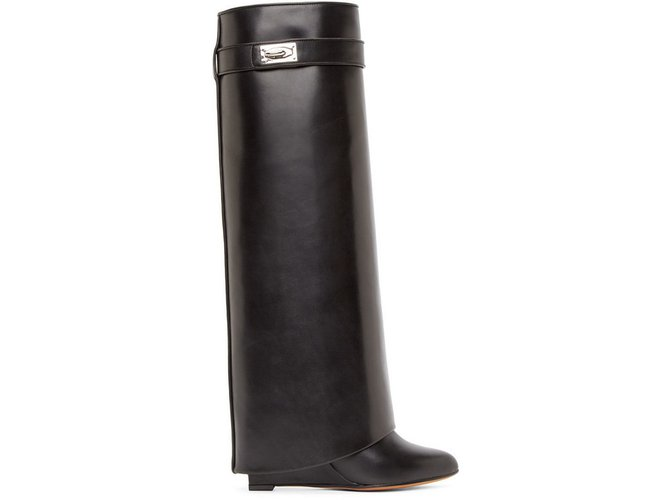 Leather Boot, Black Ankle Boots Leather