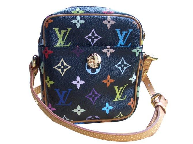 1eb9a19e8e2a Louis Vuitton MONOGRAM MURAKAMI MULTICOLOR Rift Clutch bags Leather  Multiple colors ref.57101