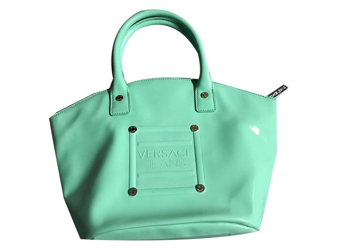 a79462d73f Versace Handbags Handbags Other Green ref.57265 - Joli Closet