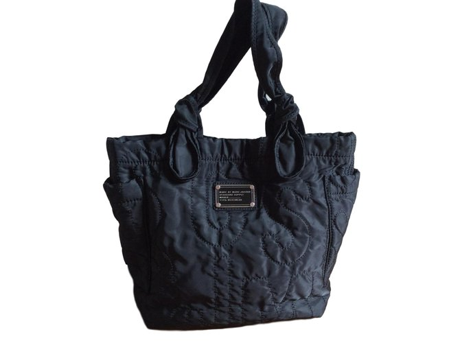 9ba53d40d2 Marc by Marc Jacobs Handbags Handbags Nylon Black ref.57744 - Joli ...
