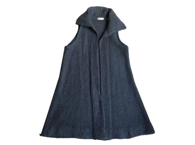 Chloé Knitwear Knitwear Wool Grey ref.57849