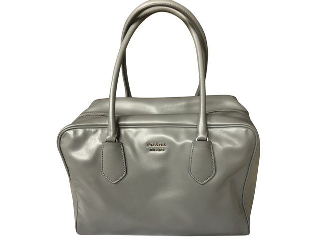 ed7d03c1cffc Prada Prada catwalk model 'Inside' bag brand new! cost £ 2395 Handbags  Leather