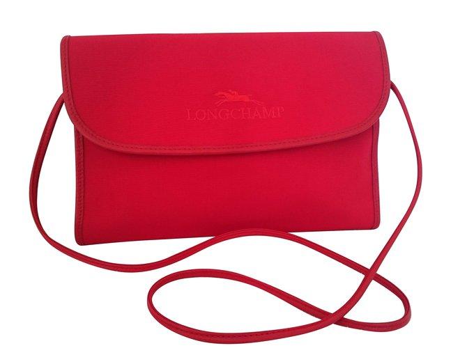 b87ce58a496f Longchamp Handbags Handbags Leather