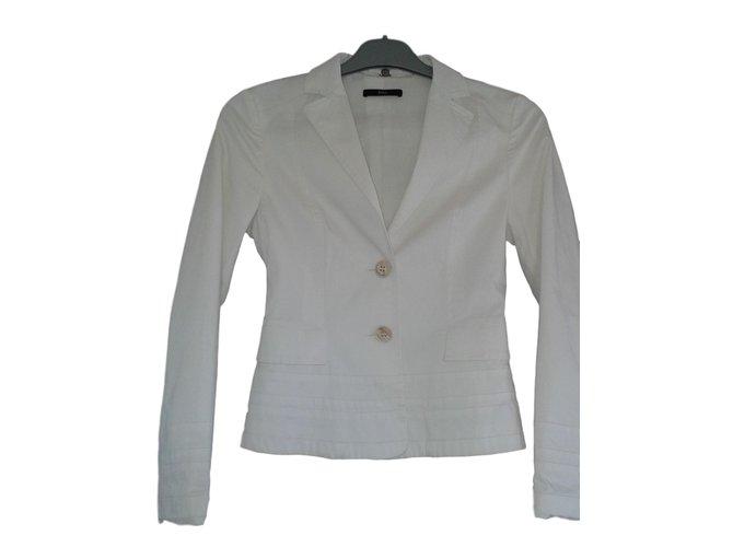 a5232fa41 Hugo Boss Jackets Jackets Cotton White ref.58235 - Joli Closet