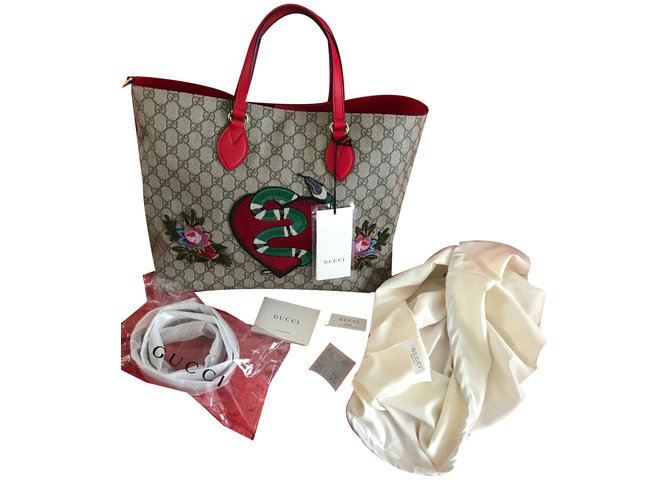 f33087c3b9e Gucci Gucci Limited Edition Soft GG Supreme Tote Bag - Brand New with tags!  Handbags