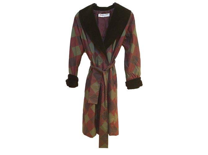 Yves Saint Laurent Coats, Outerwear