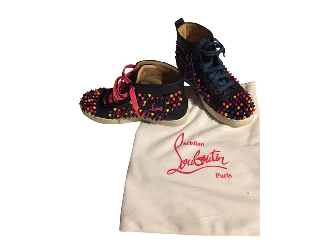 Louboutin Baskets