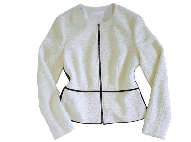 855dce0e2 Hugo Boss Jackets Jackets Cotton White ref.58795 - Joli Closet