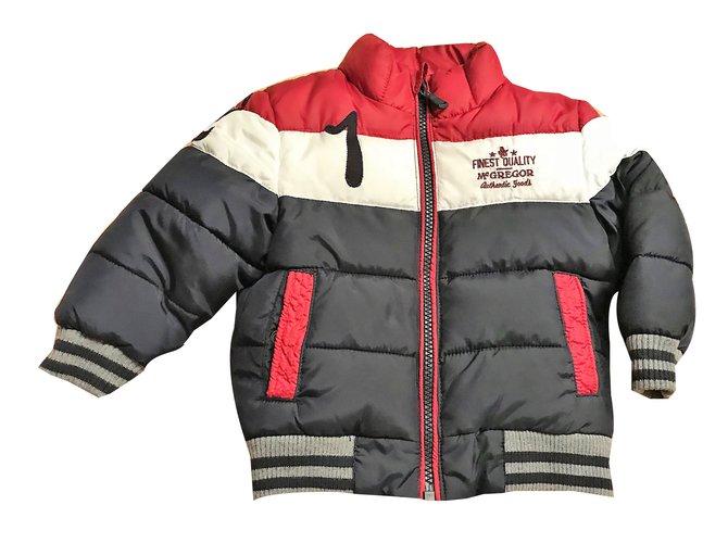 Autre Marque Boy Coats Outerwear Boy Coats Outerwear Other Multiple colors ref.59126