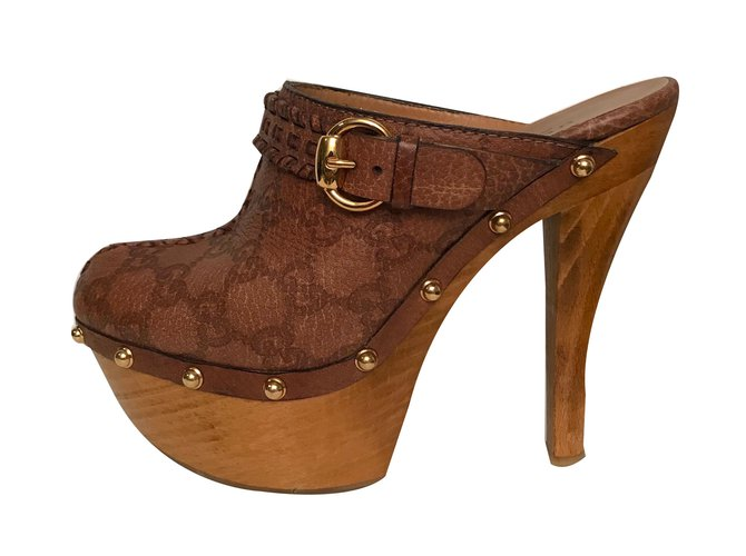 gucci clogs on sale