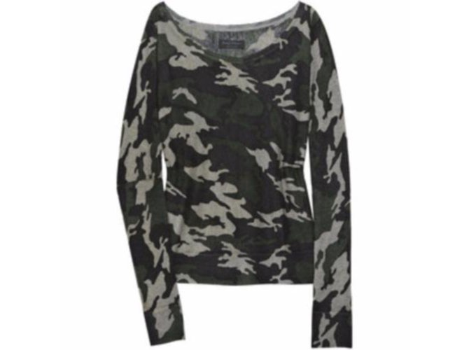 Pulls 100 Zadig Cachemire Pull Voltaire Gilets Camouflage amp; TxrwBXTnq