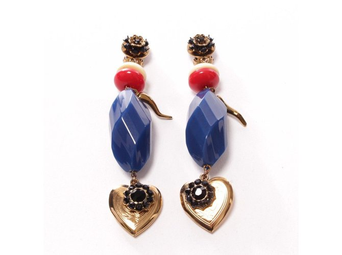 Dolce Gabbana Earrings Other Multiple Colors Ref 60857