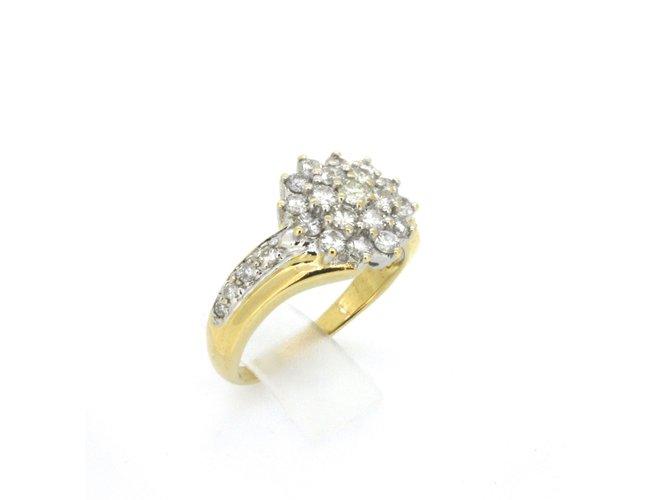 bague diamant 1ct