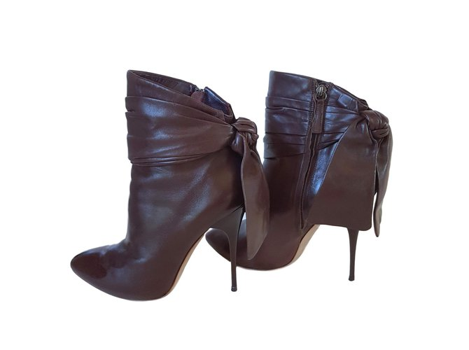 CHAUSSURES - Bottines chevilleAlexander McQueen