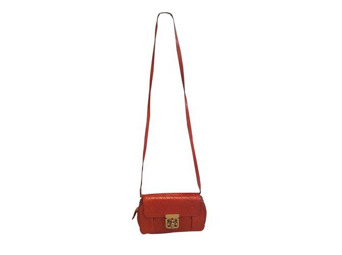 Chloé Elsie Handbags Patent leather Other ref.63440