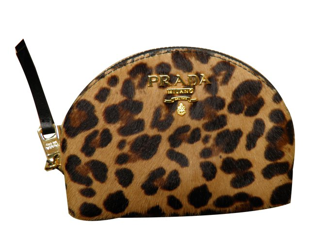 99ad27c374b8 Prada Purses, wallets, cases Purses, wallets, cases Pony-style calfskin  Leopard