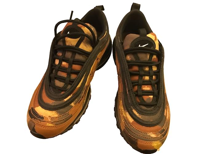 878c5cf41e522 ... uk nike air max 97 camo limited edition sneakers other multiple colors  ref.64595 6d82f
