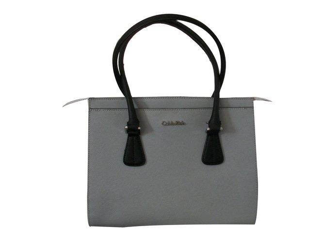 Calvin Klein Handbags Leather Multiple Colors Ref 65718