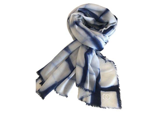 Chanel Scarves Scarves Cashmere Other ref.66060