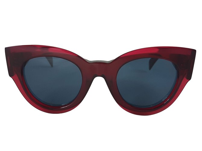 883bf9ba74b Céline Cat Eye Sunglasses Sunglasses Other Other ref.66154 - Joli Closet