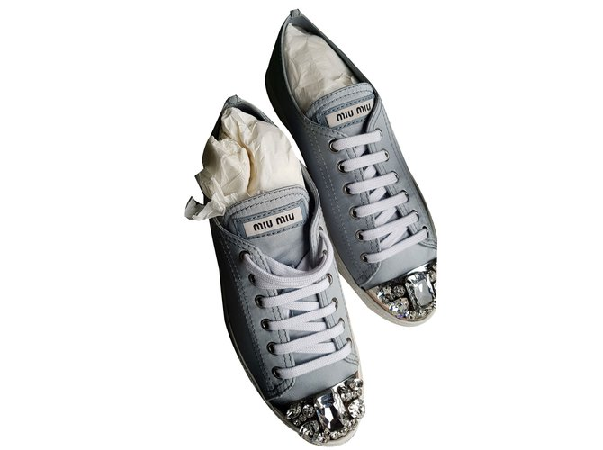 best sneakers 1b55a e033c Miu miu shoes new with little defect